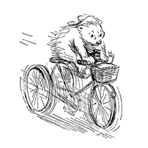 Paddington 2 bike