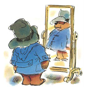Paddington 2 mirror