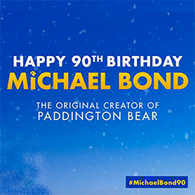 Michael Bond birthday
