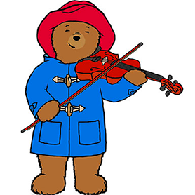 Paddington Bear's First Concert