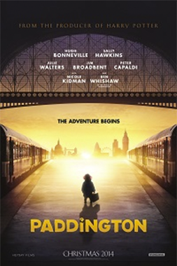 Paddington - The adventure begins