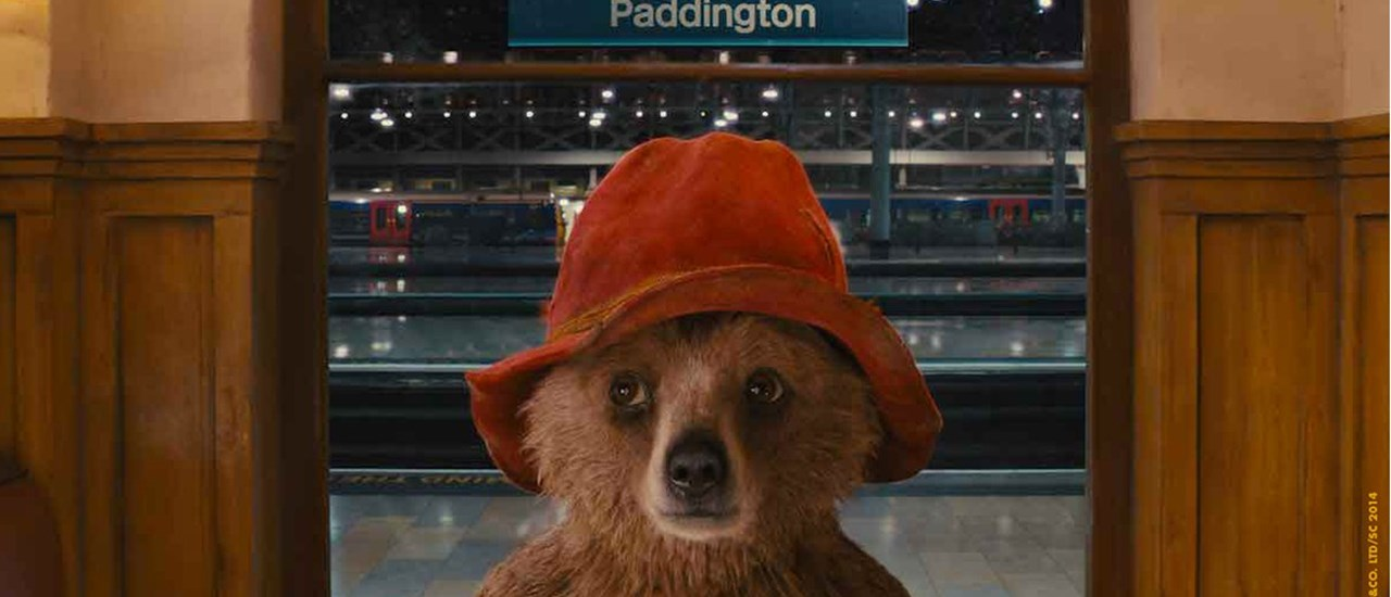 Paddington acquires his name