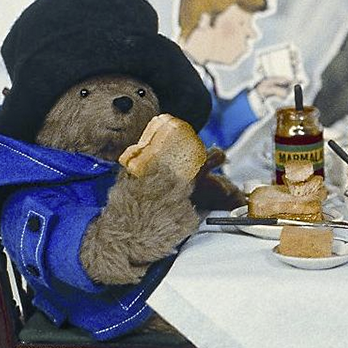 Paddington at the Television