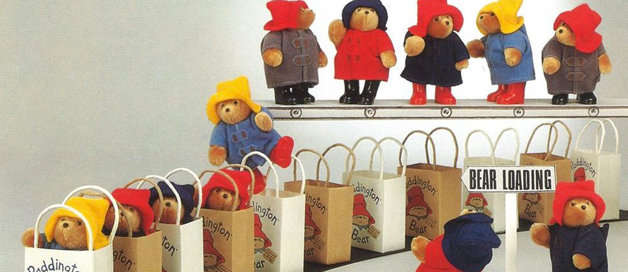 Paddington the bears