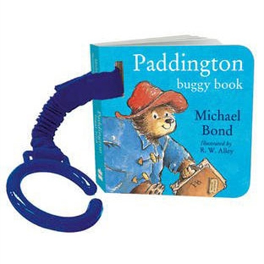 Paddington Buggy book