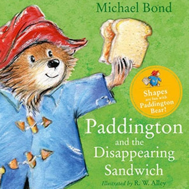 Paddinton and the disappearing sandwich
