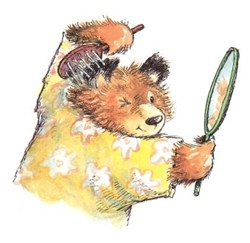 Paddington brushing