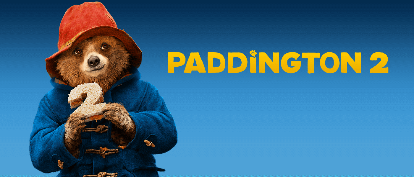 Image result for paddington 2 2017 dvd poster